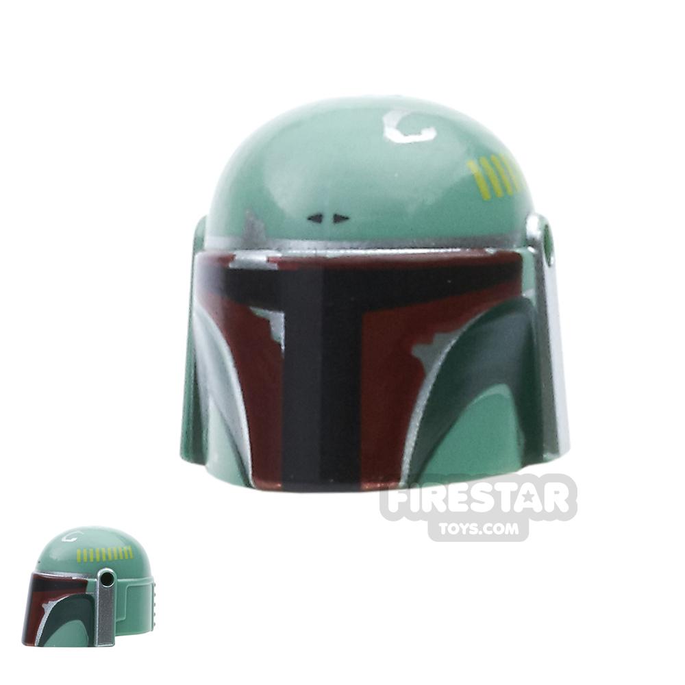 LEGO - Boba Fett Helmet - Sand Green
