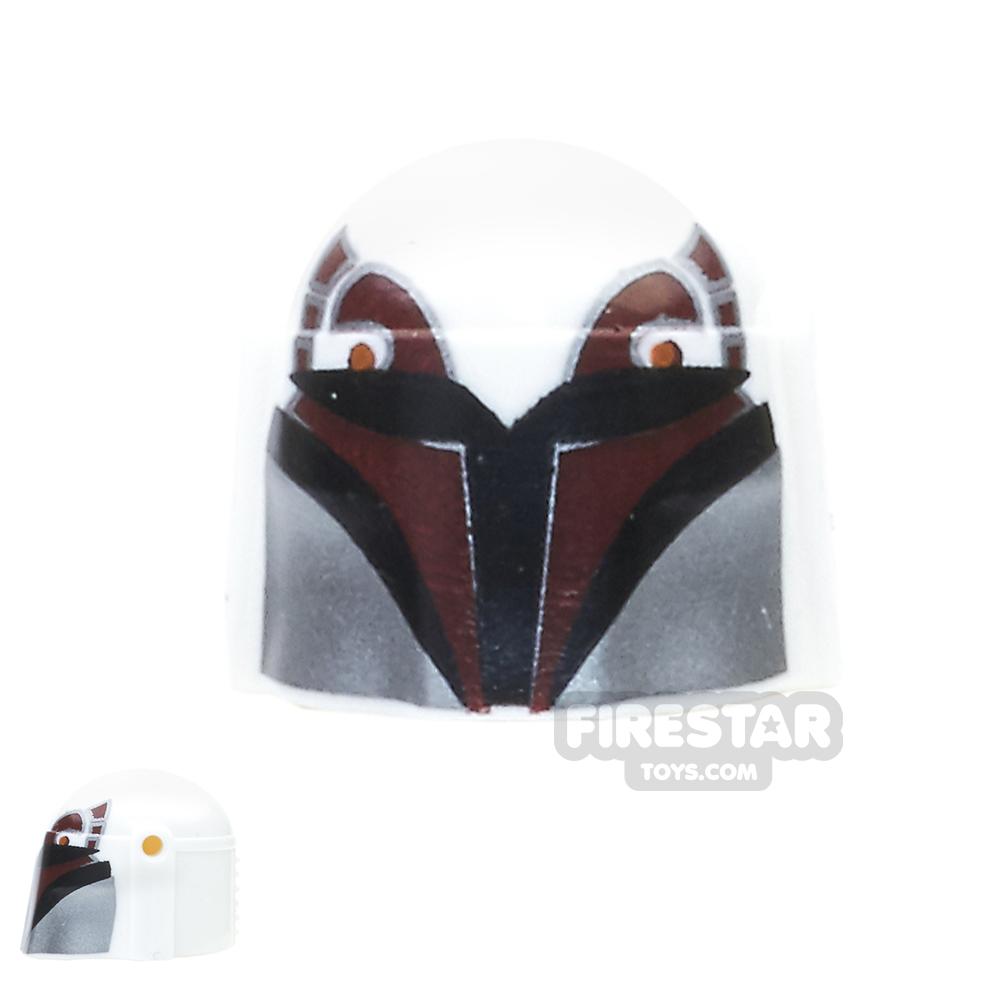 Arealight - Rebel Hunter Helmet - White