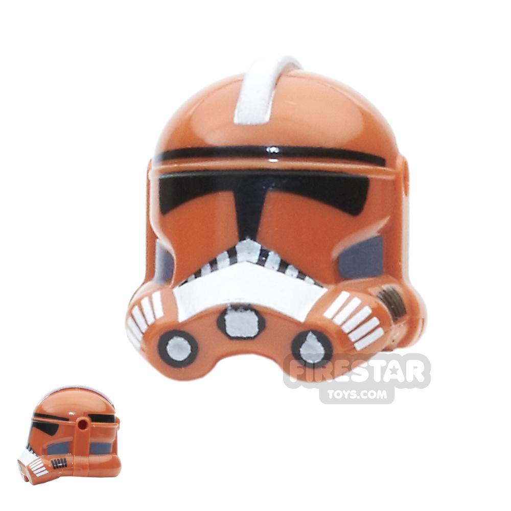 Arealight - FX Trooper Helmet - Dark Orange