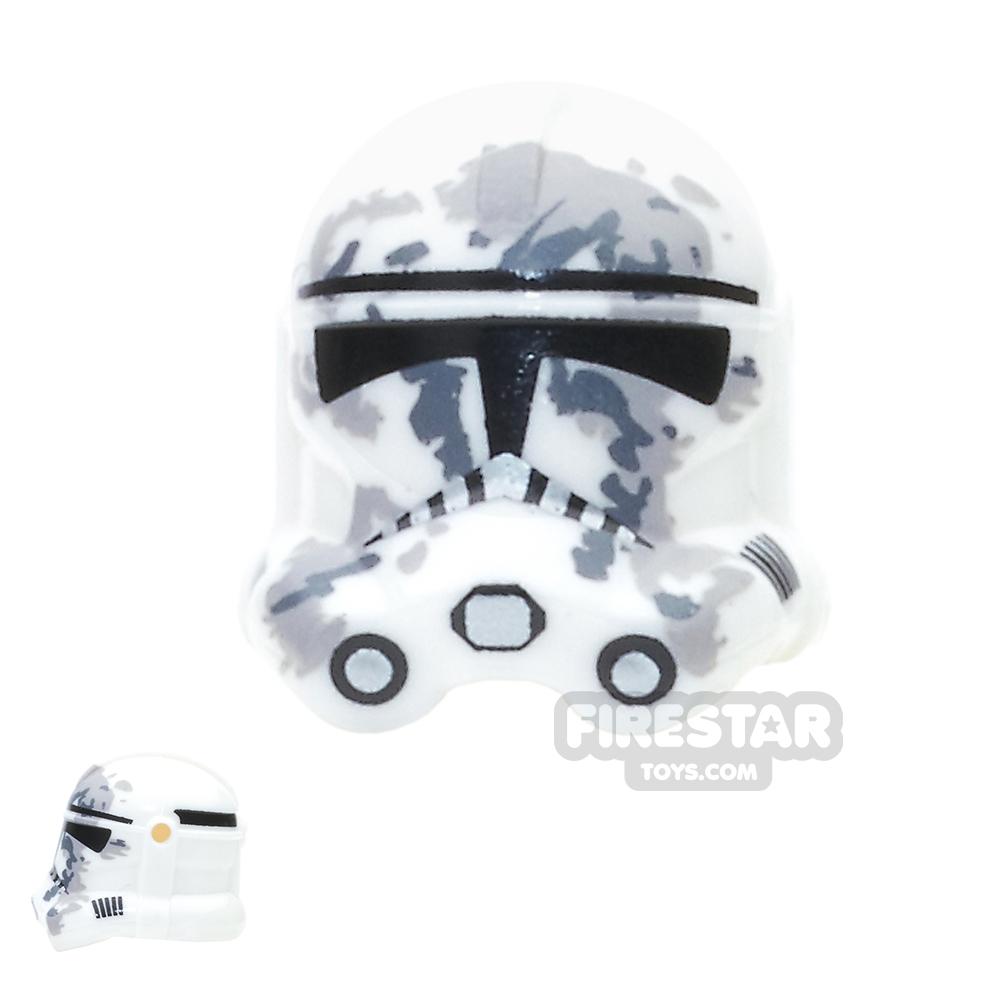 Arealight - Camo Trooper Helmet - White