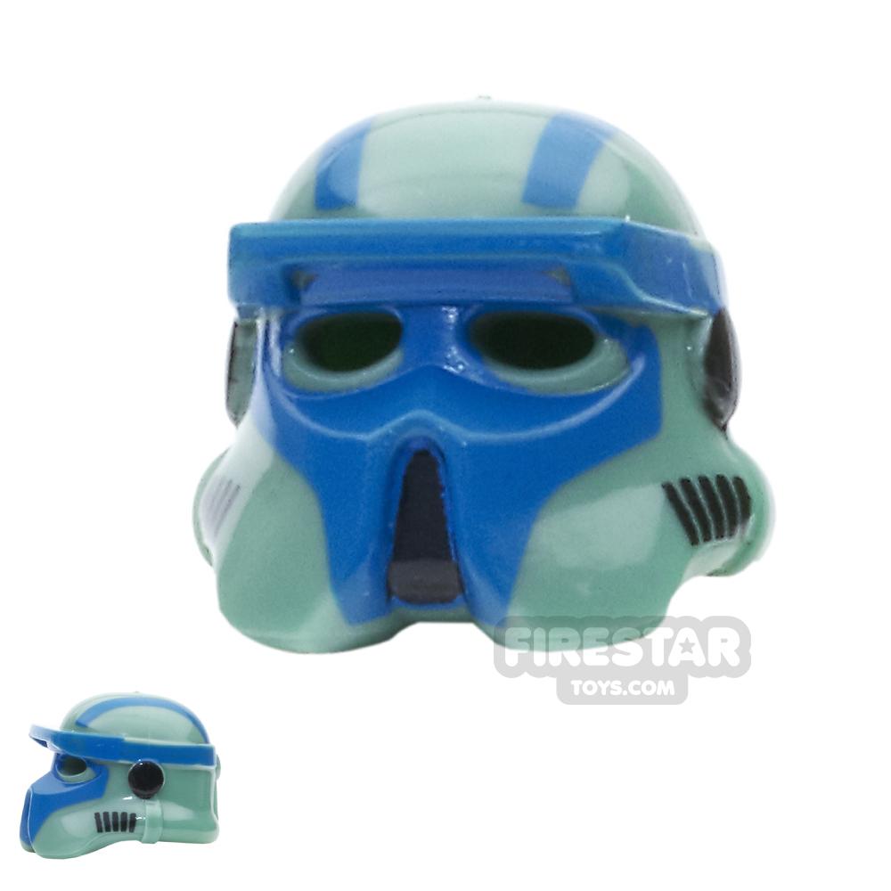 Arealight - AL Gunner Driver Helmet - Sand Green