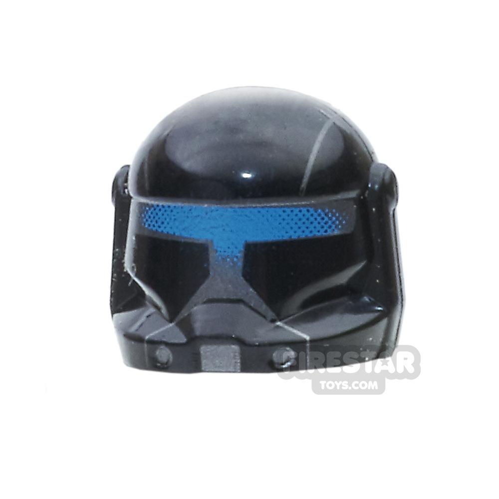 Arealight Commando Omega Helmet Blue Visor