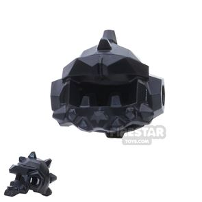 LEGO Helmet Spiked with Side Holes