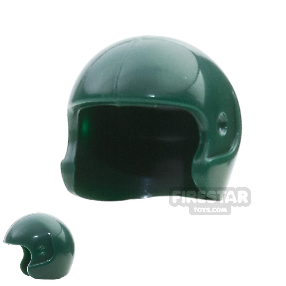LEGO - Football Helmet - Dark Green