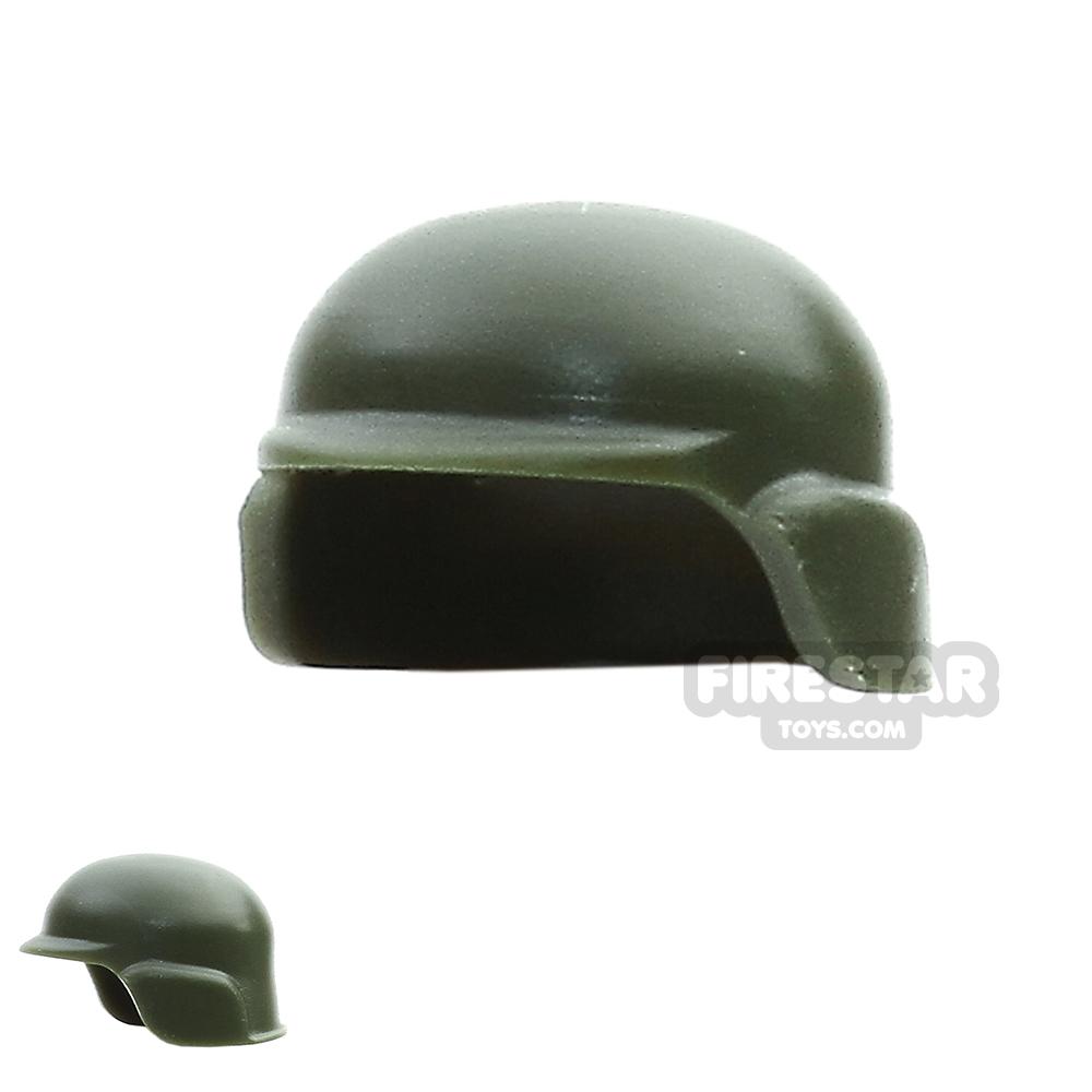 SI-DAN - M2002S Helmet - Tank Green