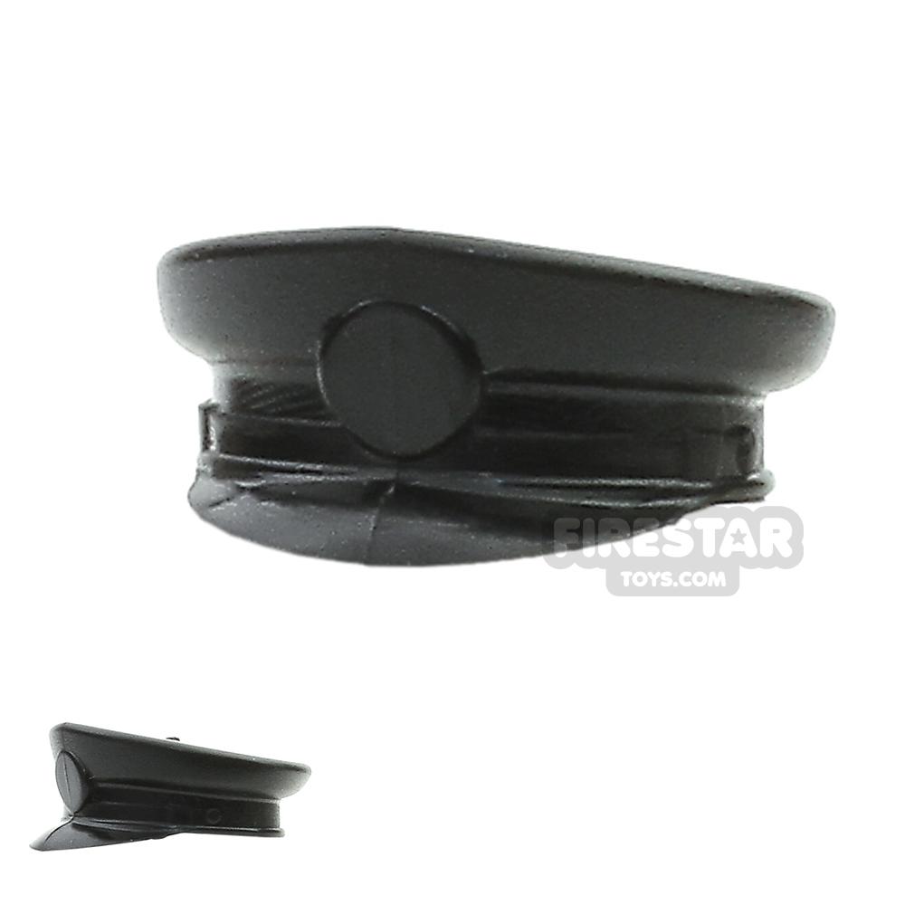 SI-DAN - Police Hat - Black