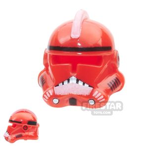 Arealight -  Commander FX Helmet - Dotted Mouth