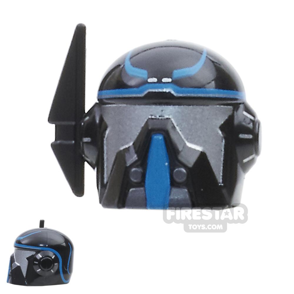 Arealight VIZ Merc Helmet Blue Print
