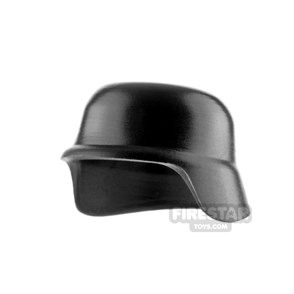SI-DAN - German M35 Helmet - Black