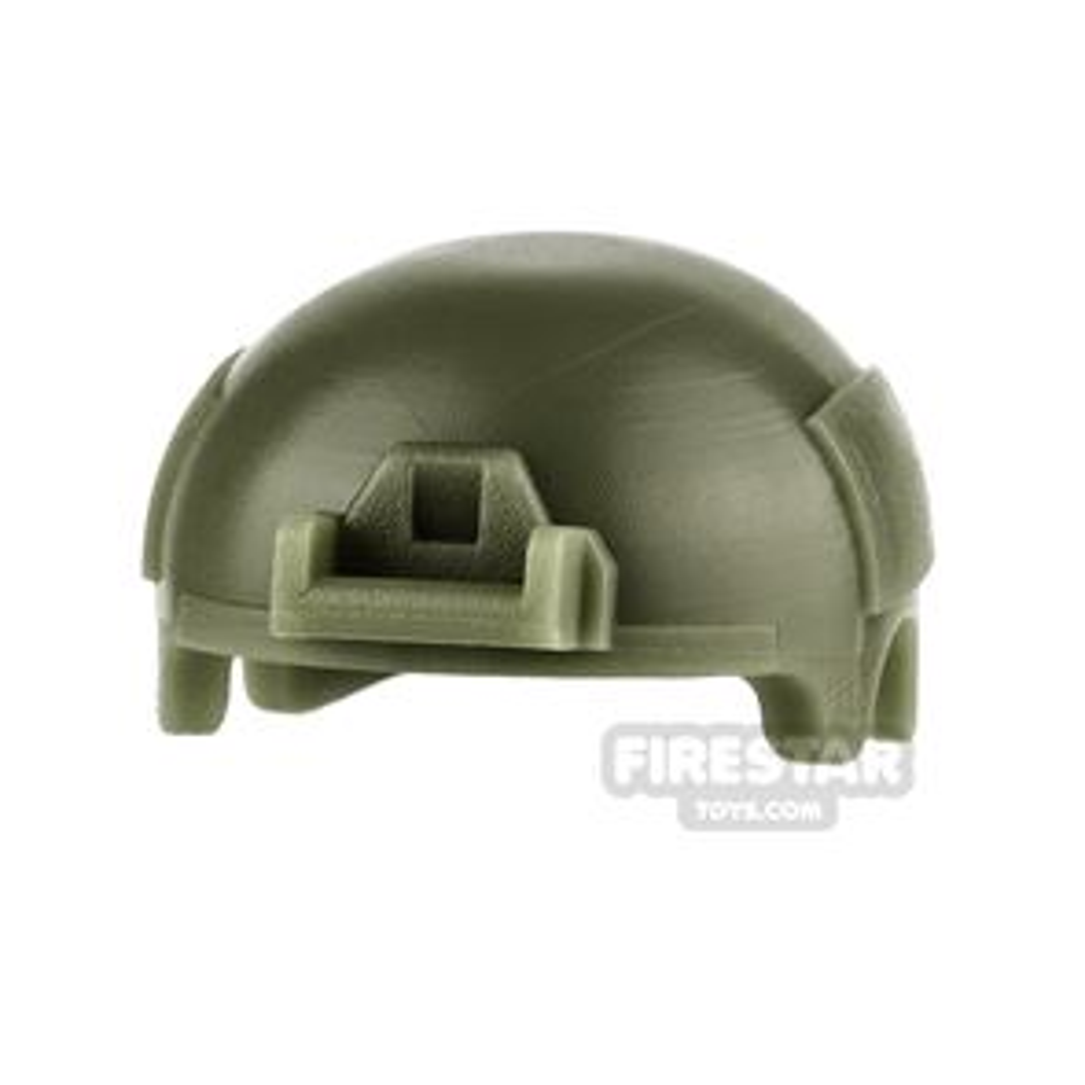 SI-DAN - IBH Helmet - Tank Green