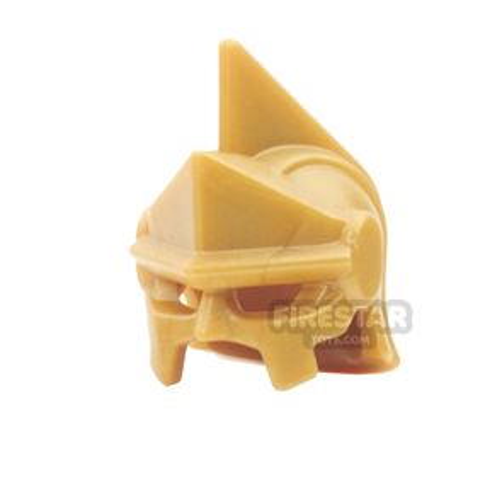 BrickWarriors - Celestial Crown - Pearl Gold