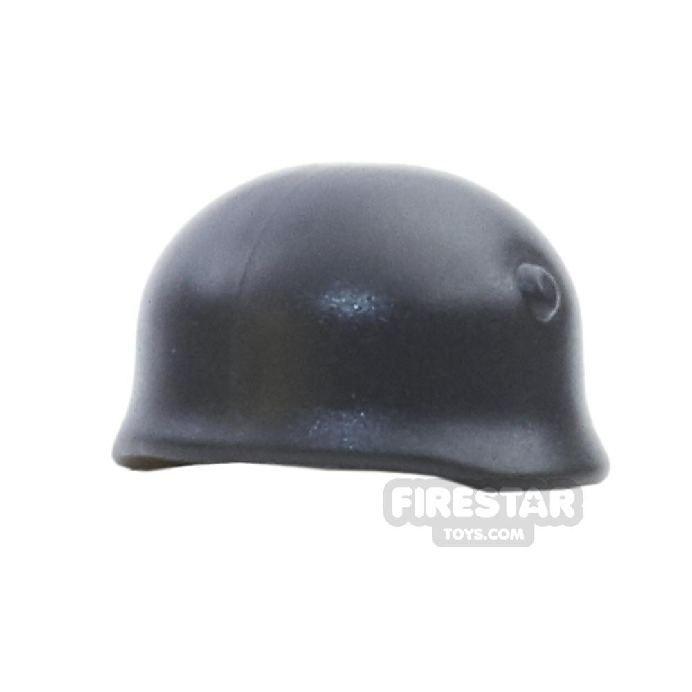 BrickWarriors - Fallschirm Helmet - Black