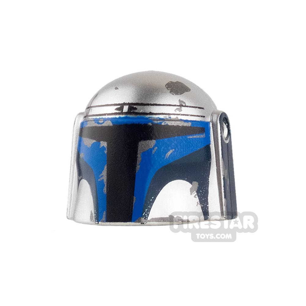 Arealight - JNG Hunter Helmet - Metallic Silver