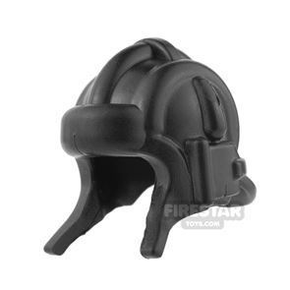 BrickWarriors - Soviet Tanker Helmet - Black