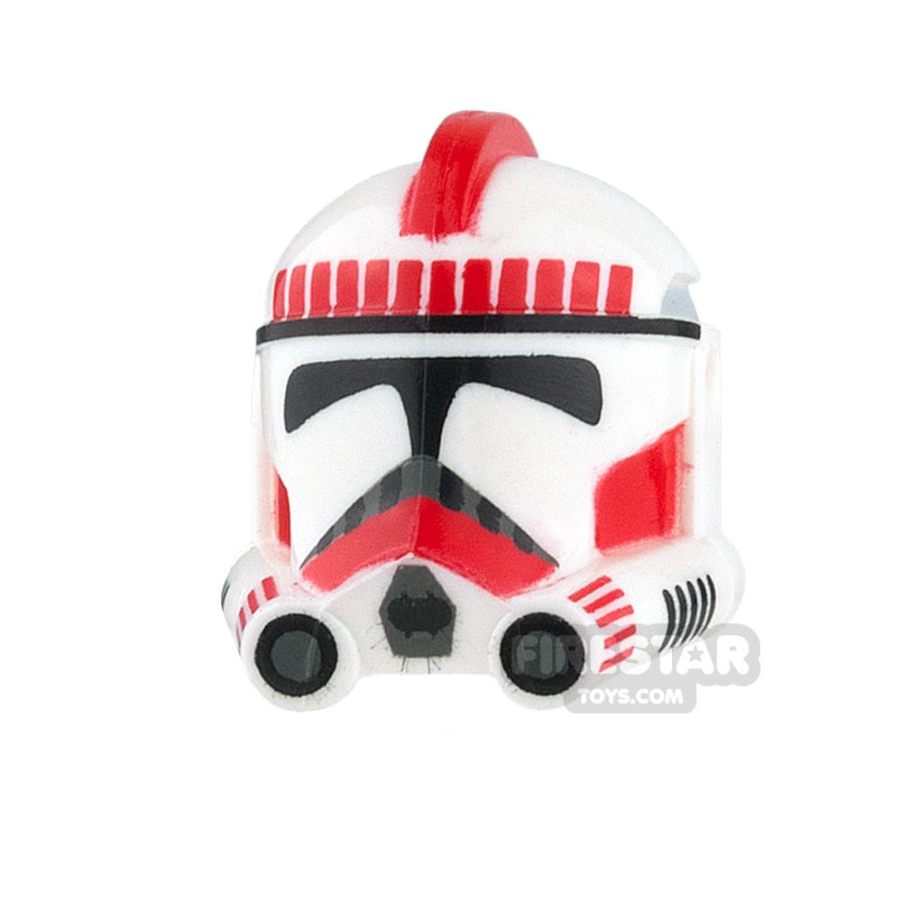 Clone Army Customs - P2 Shock Trooper Helmet - Red