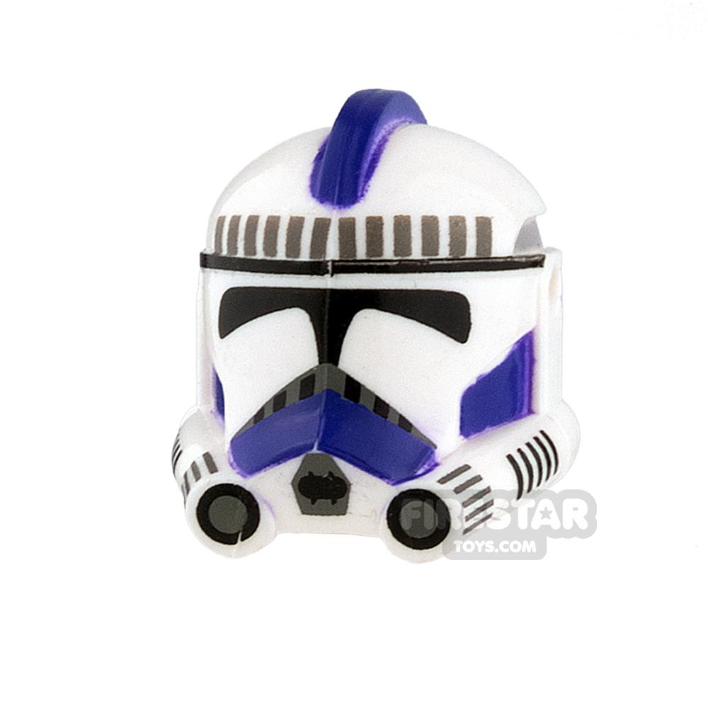 Clone Army Customs P2 Shock Trooper Helmet Purple