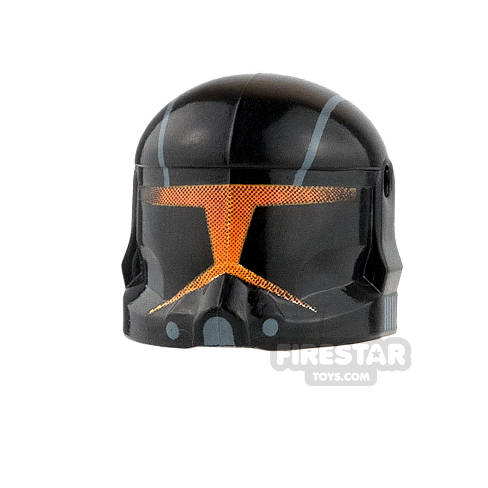 Clone Army Customs - Commando Shadow Helmet - Orange