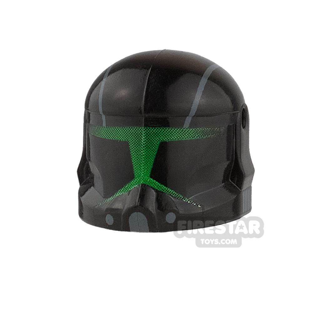 Clone Army Customs - Commando Shadow Helmet - Green