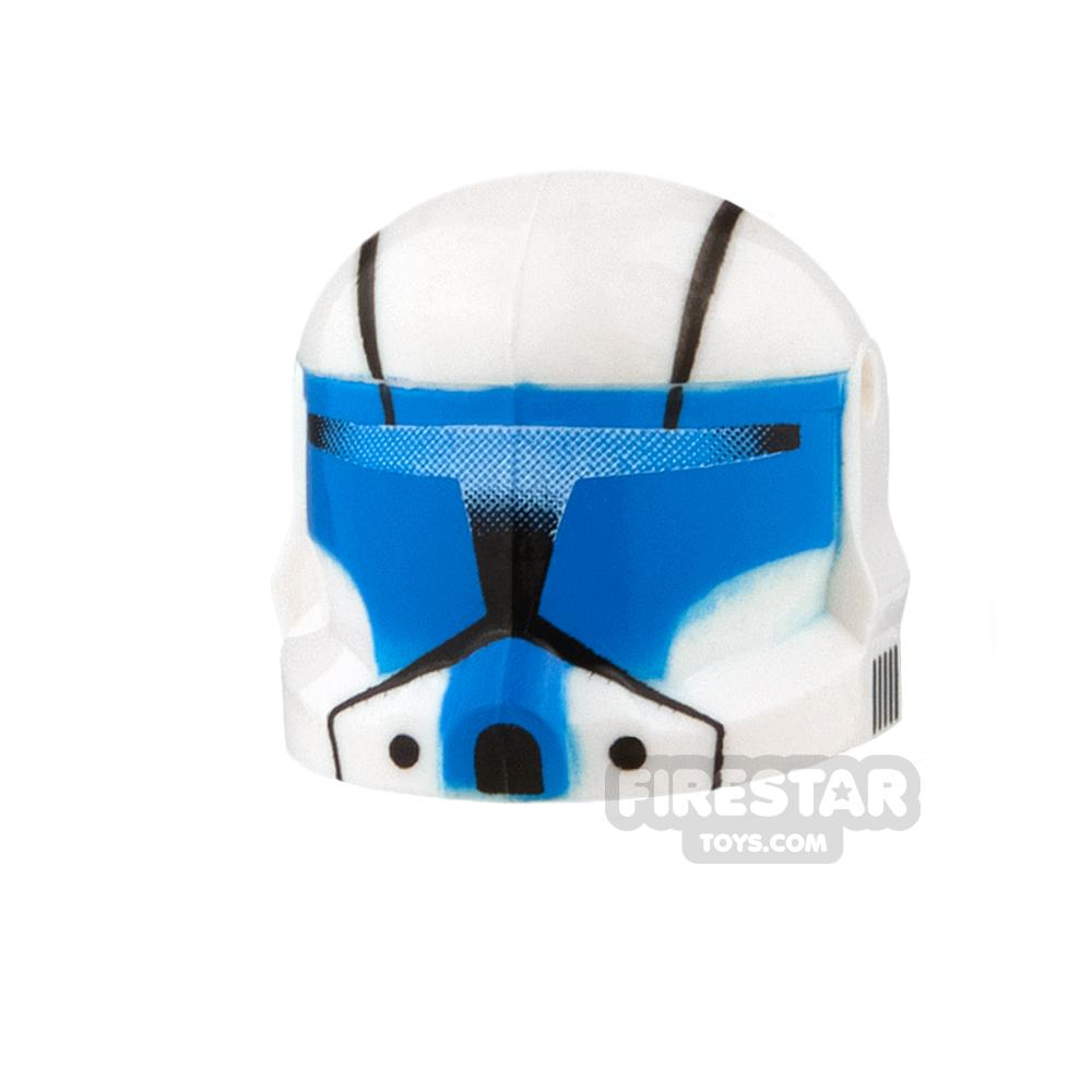 Clone Army Customs - Commando Hope Helmet - Blue