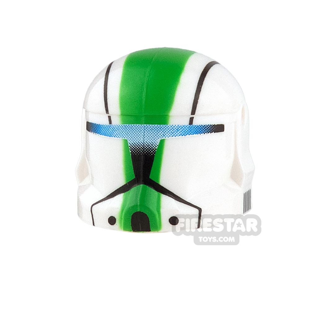 Clone Army Customs - Commando Hope Helmet - Green
