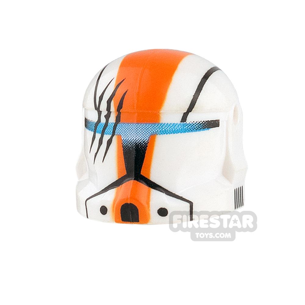 Clone Army Customs - Commando Hope Helmet - Orange