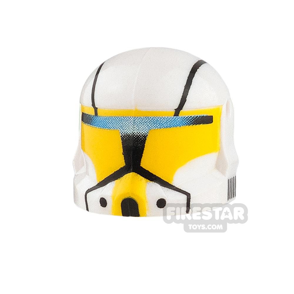 Clone Army Customs - Commando Hope Helmet - Yellow