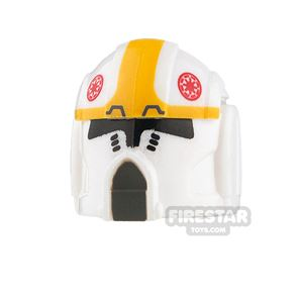 Clone Army Customs - Pilot Helmet - Yellow
