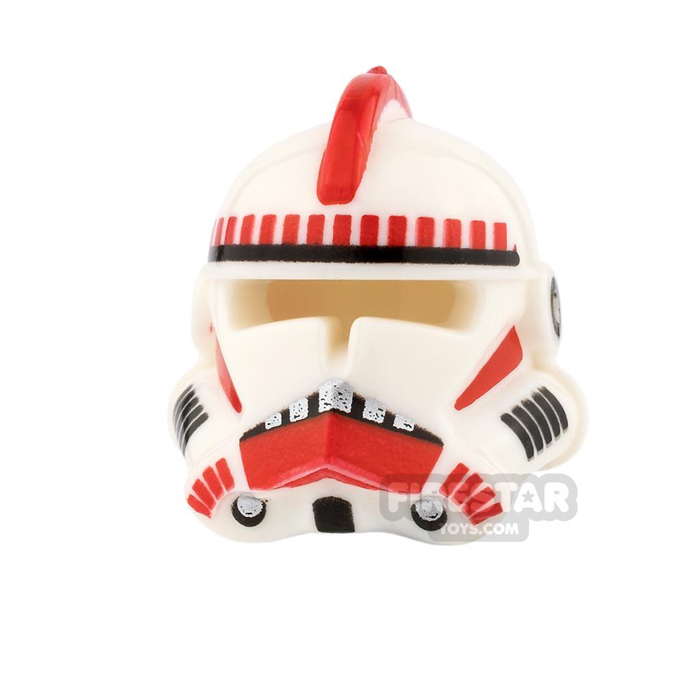 Arealight - THR Commander Helmet - White