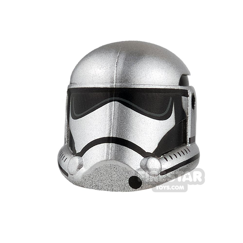 Clone Army Customs - OR New World Helmet - Silver