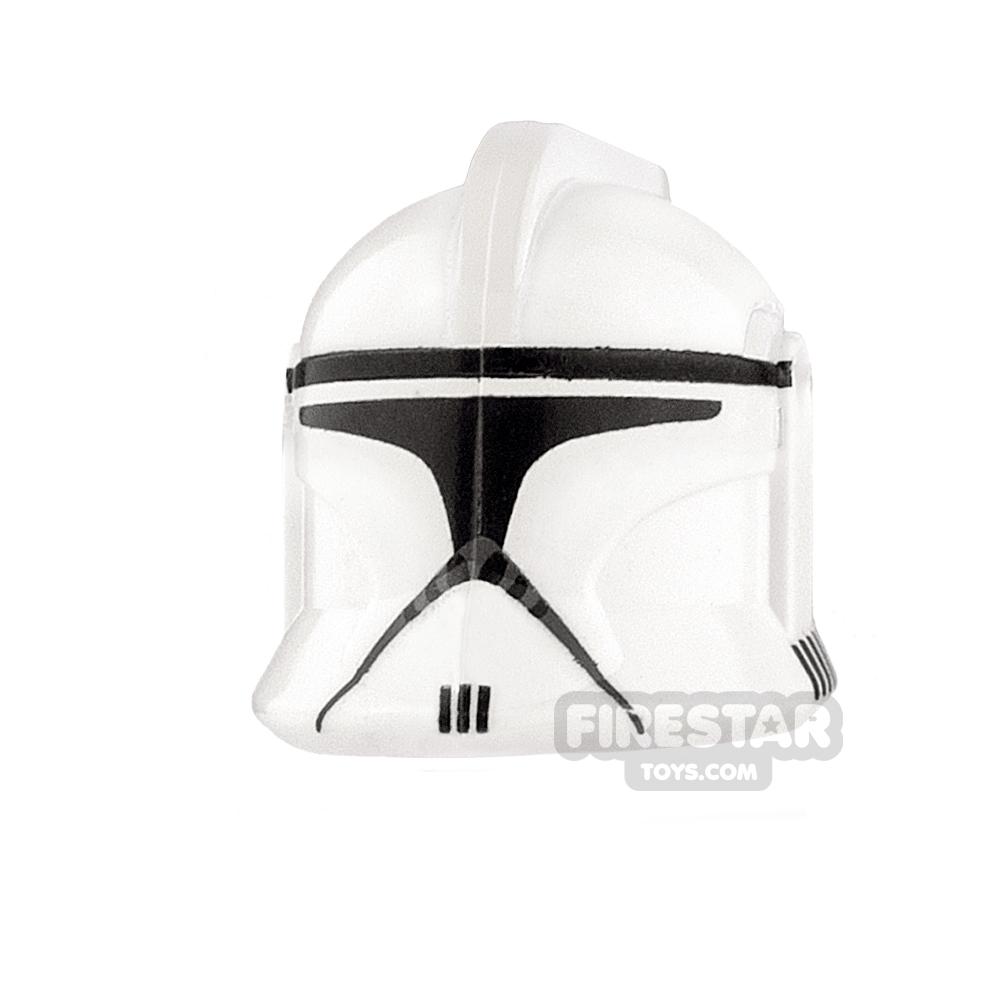 Clone Army Customs - P1 Helmet - White