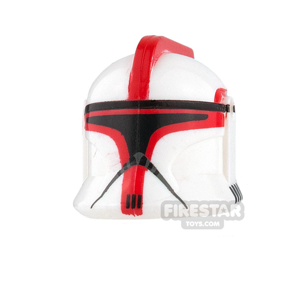 Clone Army Customs - P1 Helmet - Red