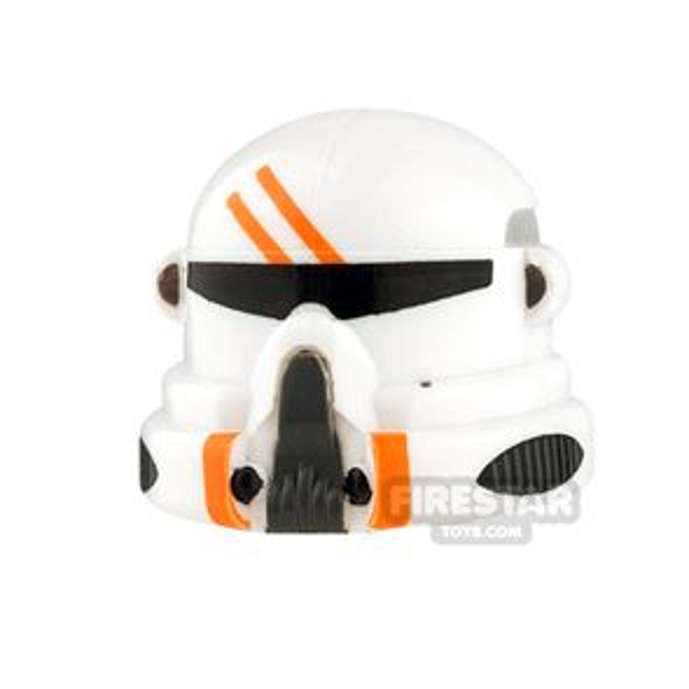 Clone Army Customs Airborne Helmet Orange