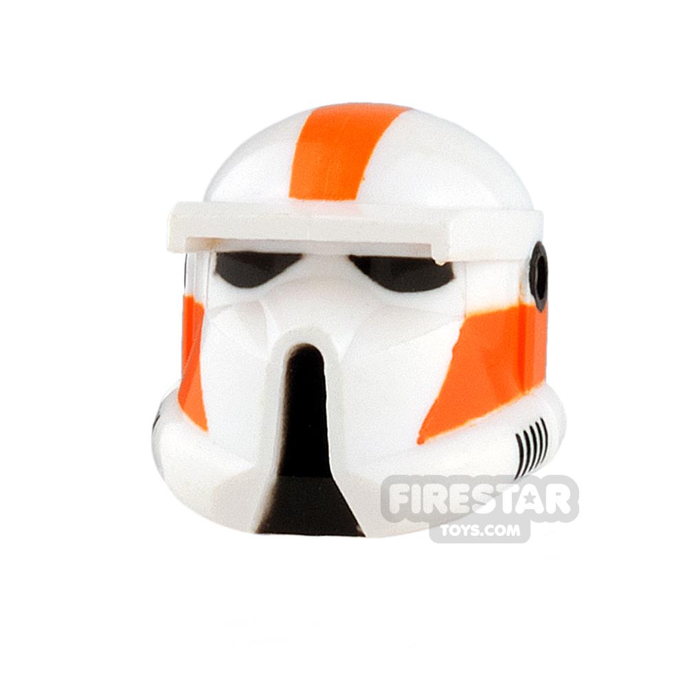 Clone Army Customs - Driver Helmet - Orange