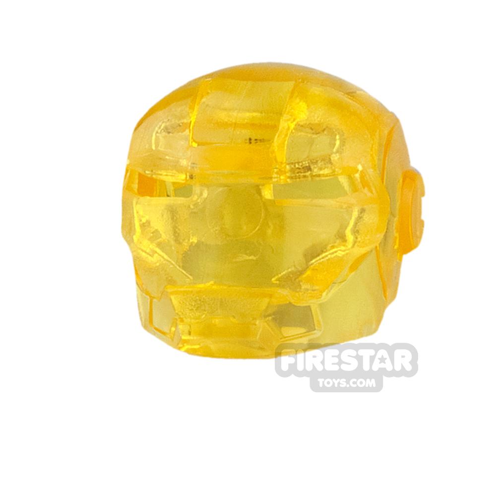 Clone Army Customs - MK Helmet - Trans Yellow