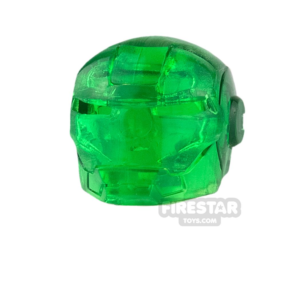 Clone Army Customs - MK Helmet - Trans Green