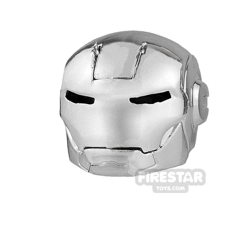 Clone Army Customs - MK Helmet - Chrome Silver