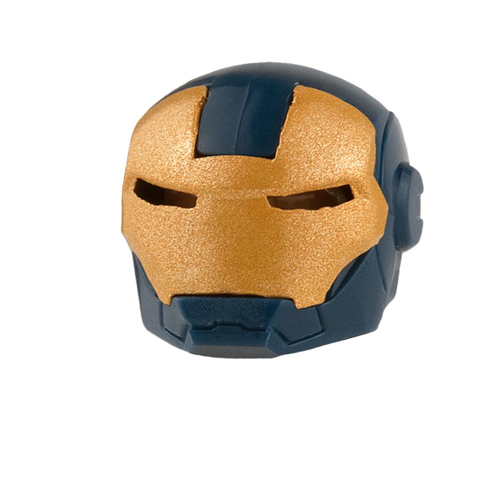 Clone Army Customs - MK Helmet - Dark Blue and Gold