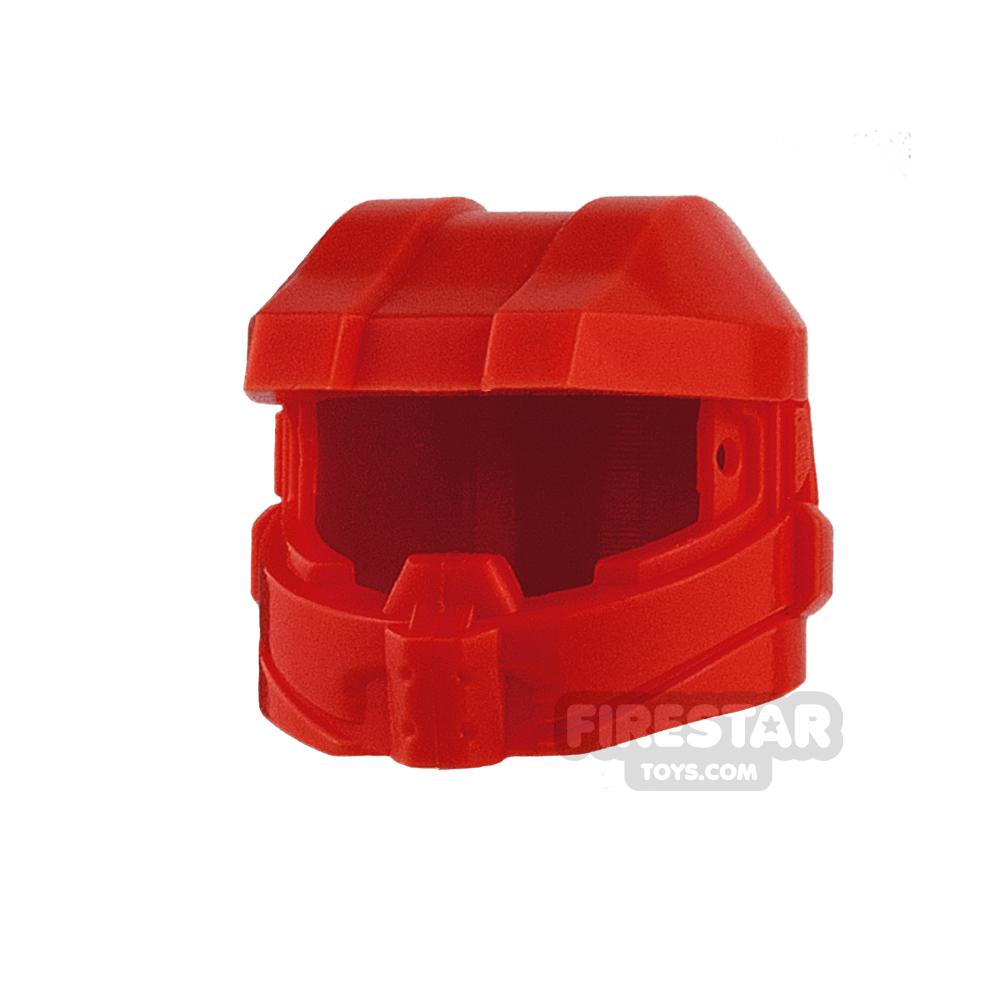 Clone Army Customs - Orbital Helmet - Red