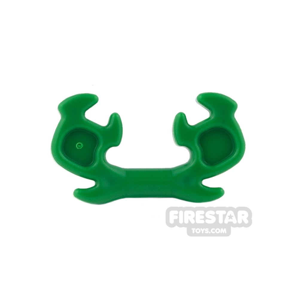 LEGO - Ninjago Helmet Horns - Green
