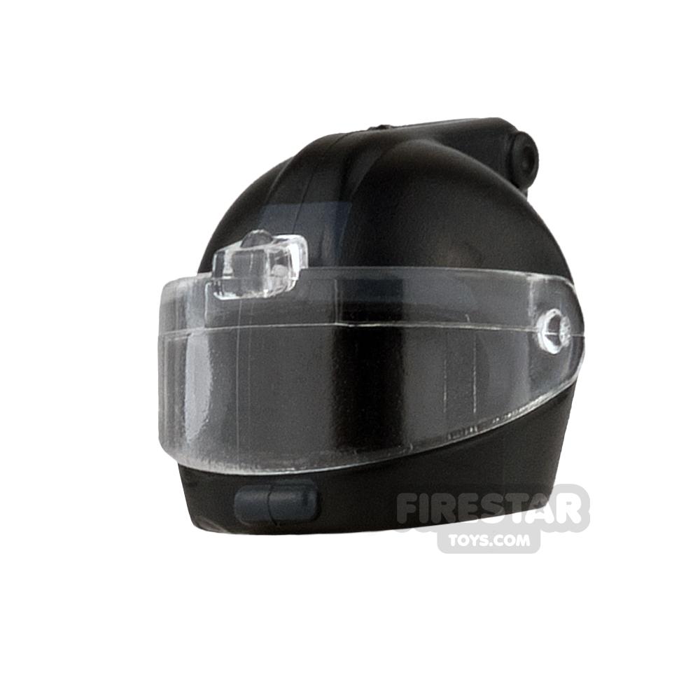 SI-DAN - E.O.D Helmet - Back Printing - Black