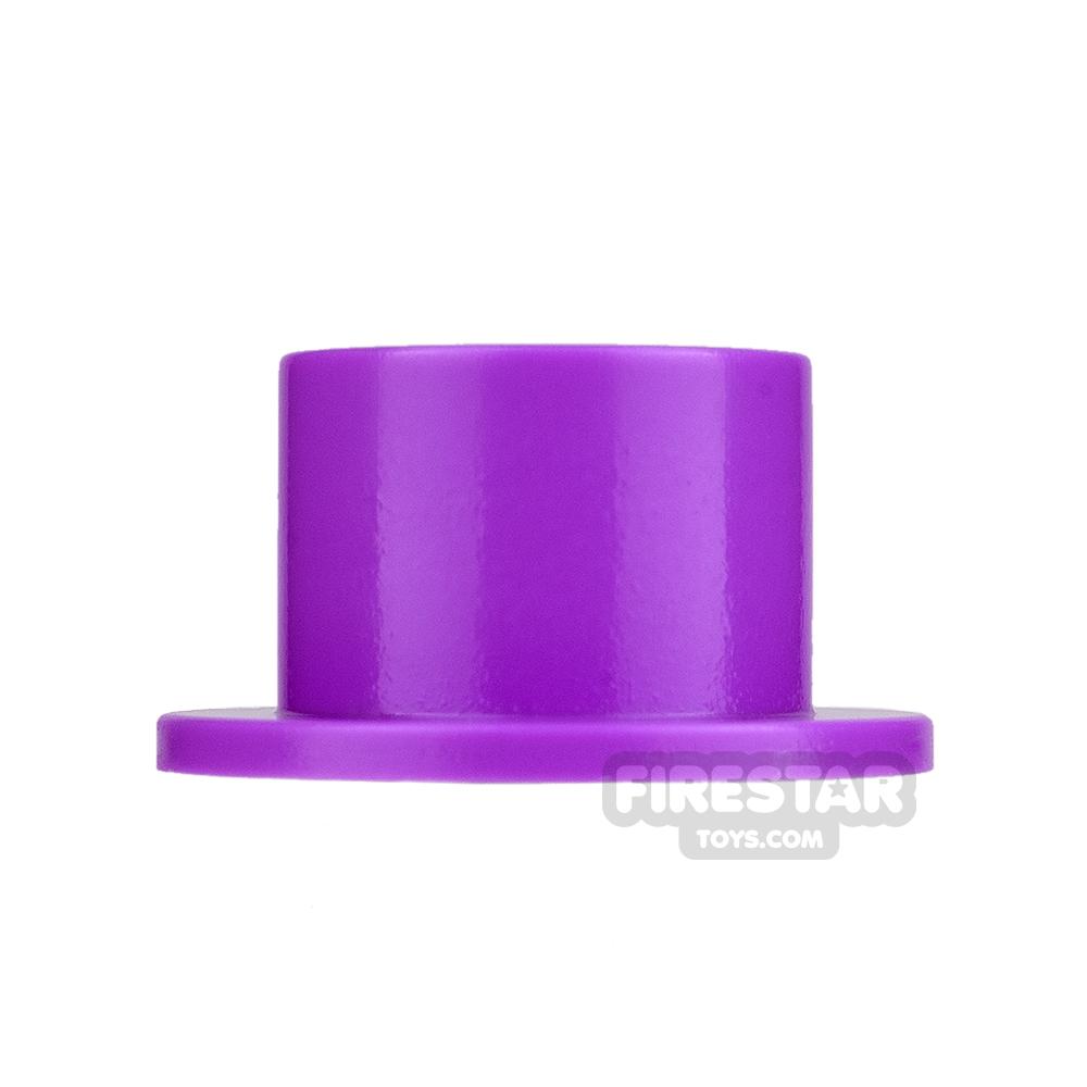 LEGO - Top Hat - Medium Lavender
