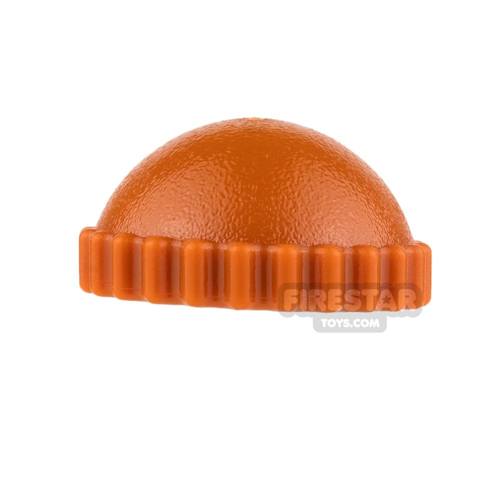 LEGO - Knitted Cap - Dark Orange