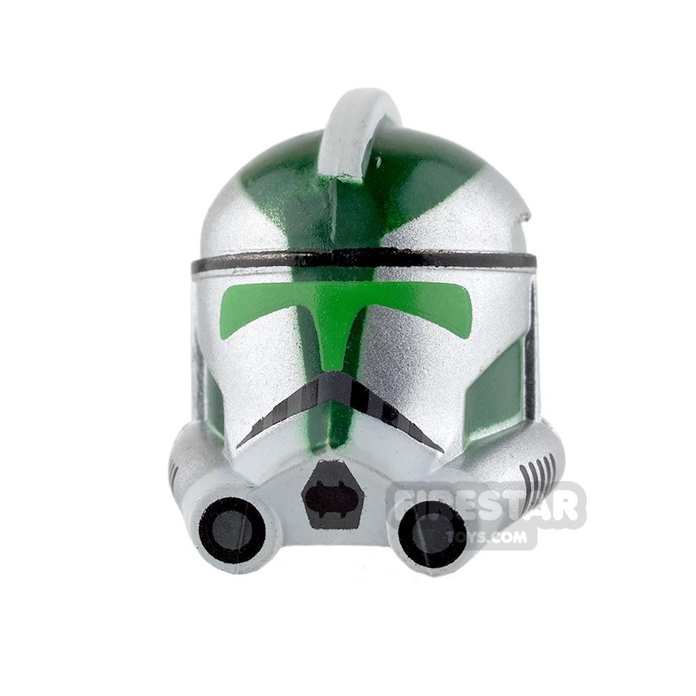 Clone Army Customs - P2 Helmet - Metallic Gree