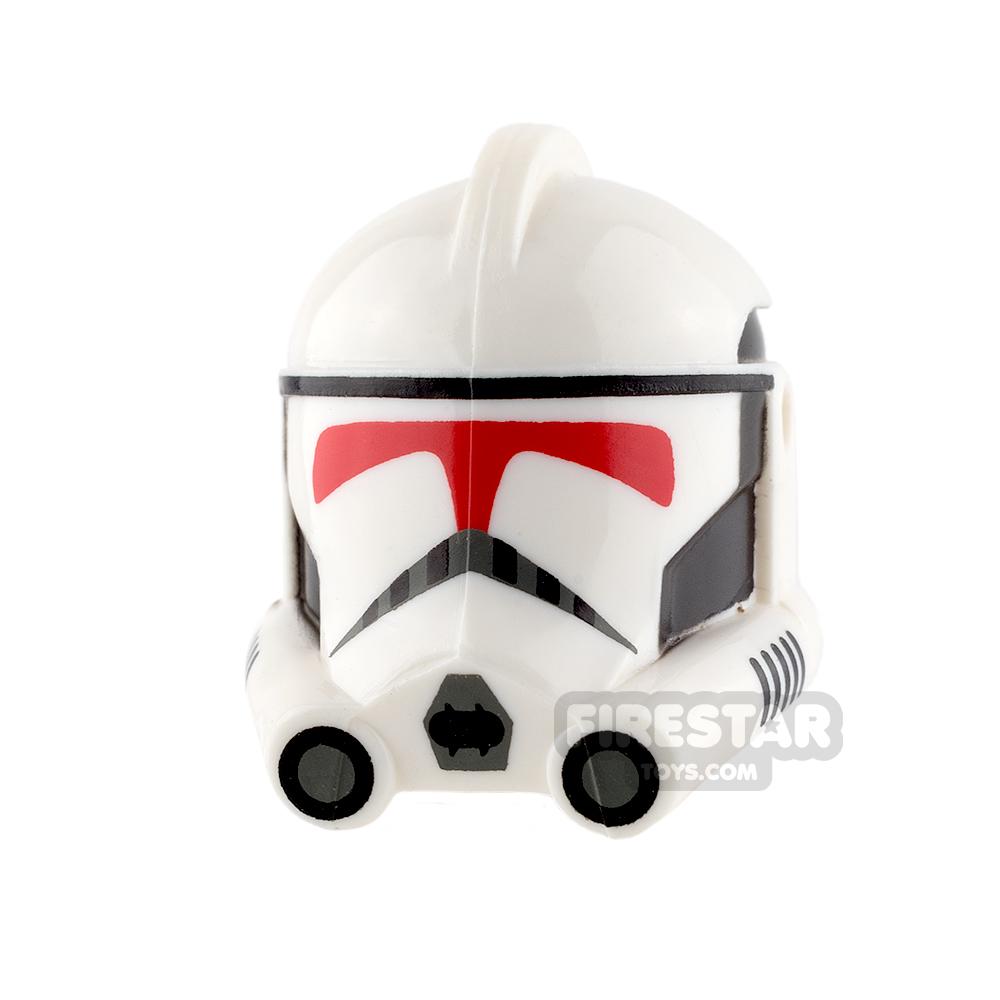 Clone Army Customs - P2 Helmet - Plain Jet