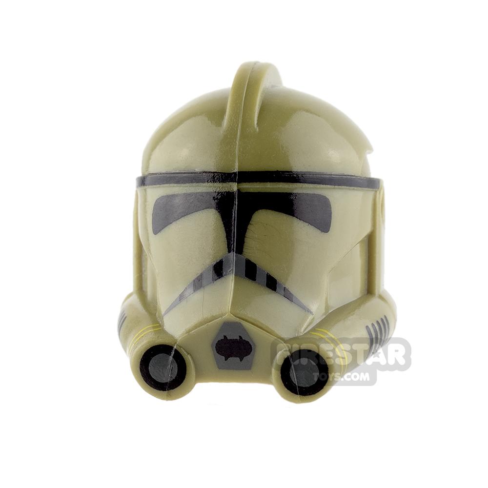 Clone Army Customs - P2 Helmet - Plain Olive