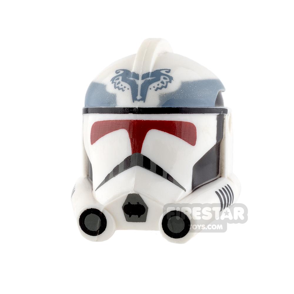 Clone Army Customs - P2 Helmet - Wolfpack Jet