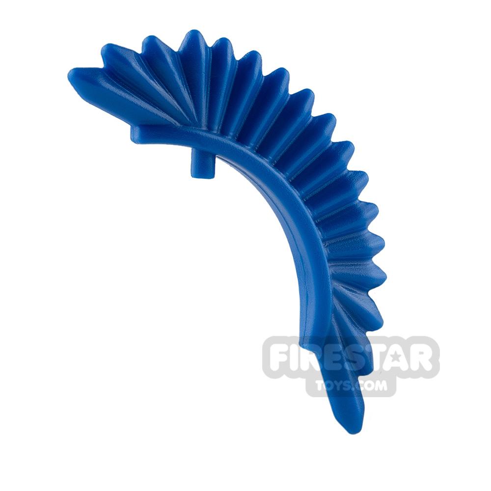 BrickWarriors - Centurion Plume - Blue