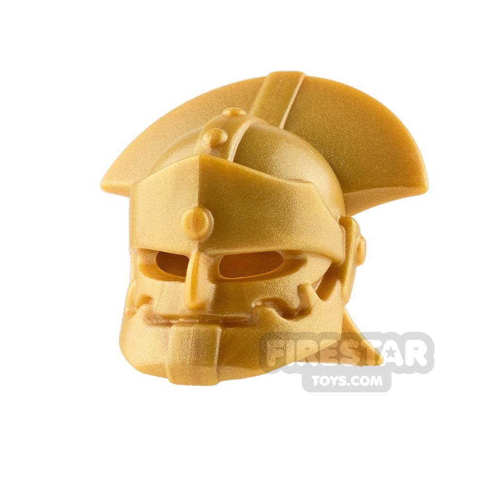 BrickWarriors Orc Helmet