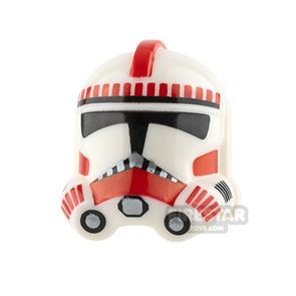 Arealight - THR Trooper Helmet - White