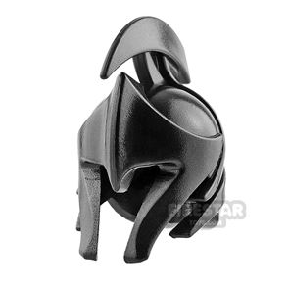 BrickWarriors - Elf Helmet - Black
